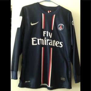 Nike Vintage PSG Jersey